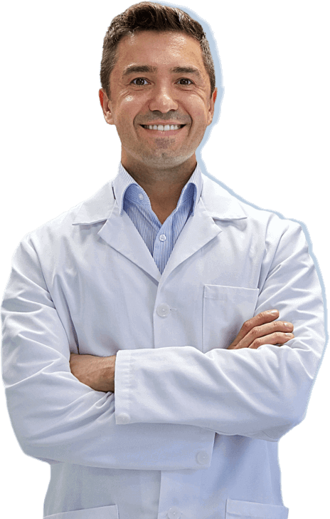 pharmacist standing